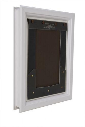 Large Pet Door 11in. x 17in. Energy Efficient & Secure - DOOR MOUNT KIT