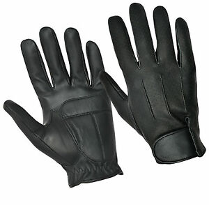 Real-Leather-Retro-Classic-Fashion-Dressing-Driving-Gloves-Soft-Top-Quality