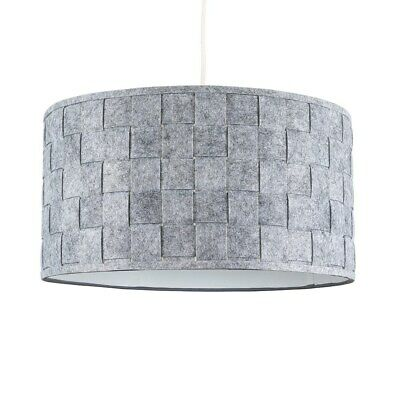 Ceiling Pendant Light Shade Table Or, Large Drum Lamp Shade Grey