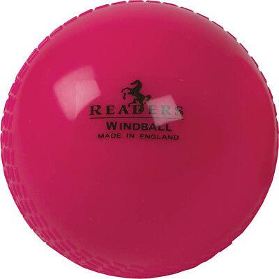 Lite WindBall Kwik light Training Rubber coaching ball practise cricket wind