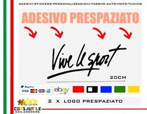 2-adesivo-prespaziato-vive-le-sport-calligrafico-vinile-ritagliato-senza-fondo