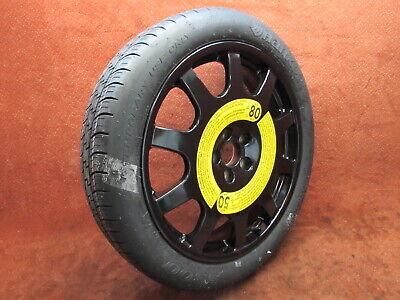 1x ORIGINAL AUDI Q3 Notrad Reserverad Ersatzrad  Spare Wheel 145//80 R18