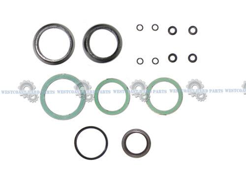00-08 Toyota MATRIX  Chevy Prizm 1.8L 1ZZFE DOHC METAL FULL GASKET *RE-RING KIT*