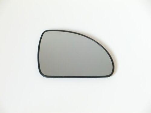 Spiegelglas Außenspiegel Glas konvex Rechts paßt für KIA CEED 07-
