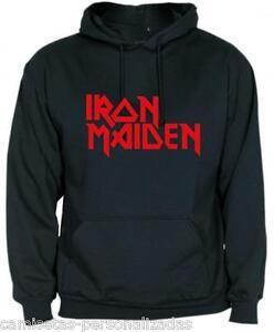 SUDADERA-IRON-MAIDEN-METALLICA-AC-DC-HOODIES