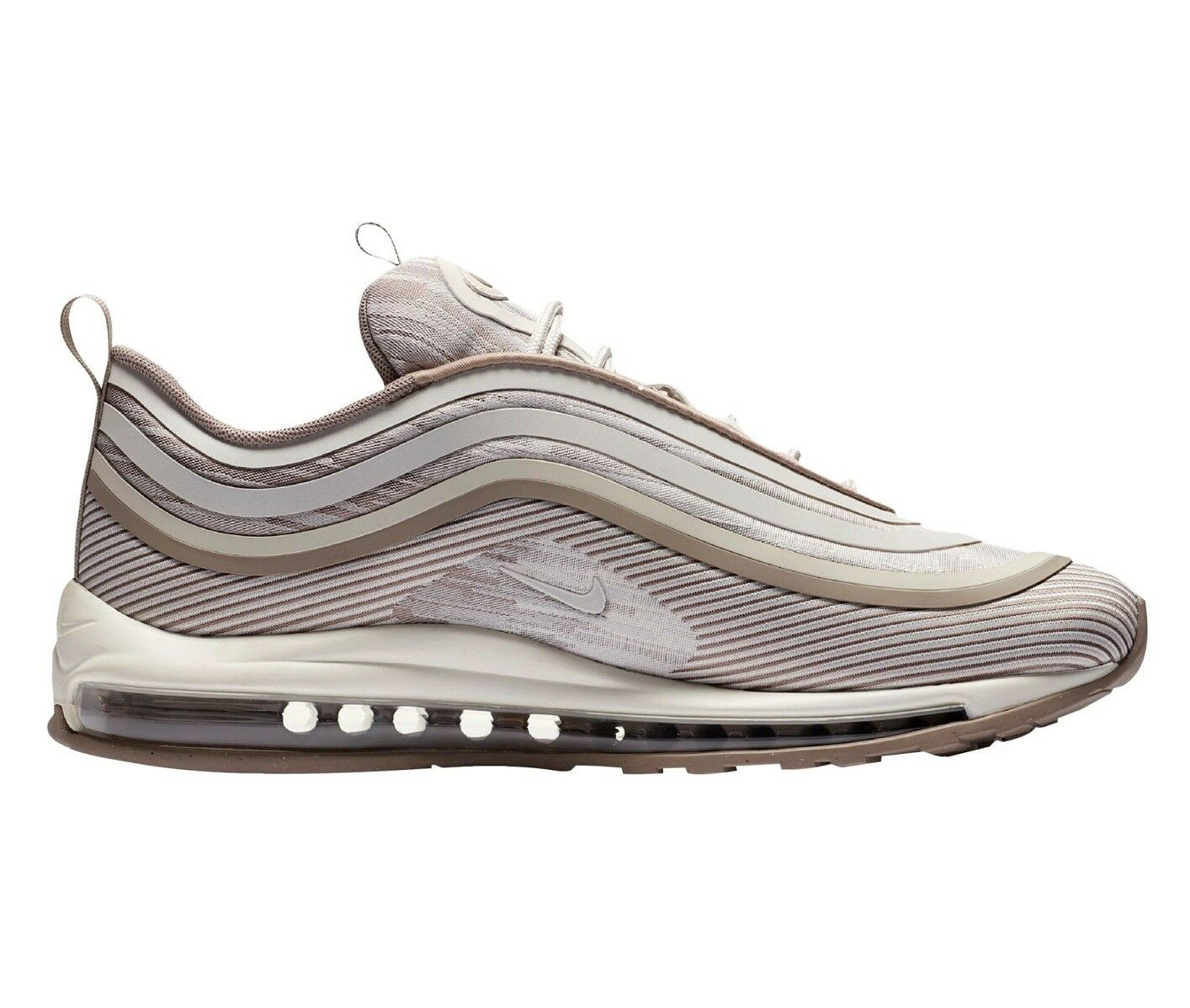 Nike Air Max 97 UL '17 Mens 918356-201 Sepia Stone Sand Running Shoes Size 12