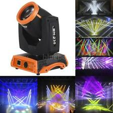 230W RGBW 16CH DMX512 Rotating Head Moving Stage Effect Light Disco Club L7L0
