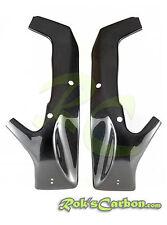 Carbon Frame covers Rahmenschoner Kawasaki ZX-6R 2009-