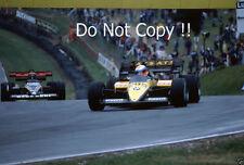 Manfred Winkelhock ATS D7 British Grand Prix 1984 Photograph 2
