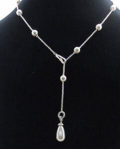 75-Danori-Silver-Tone-imitation-Pearl-and-Cubic-Zirconia-Lariat-Necklace