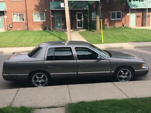 99 Cadillac Deville Only...... 72Ks!!!