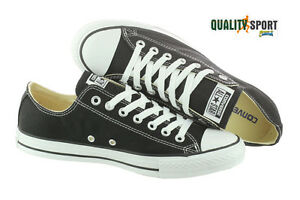 converse homme noir all star