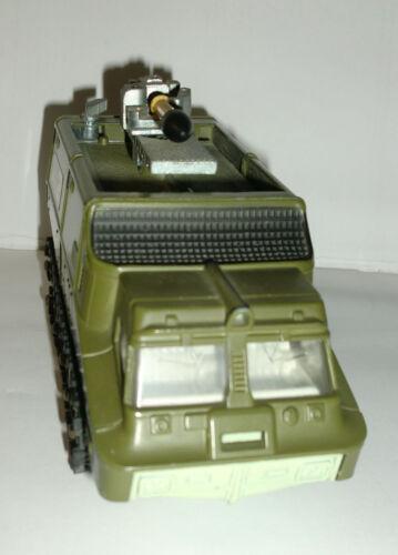 Vintage Figurine Die Cast Dinky Toys 353 Shado 2 Portable Ovni Dans Bon Ample