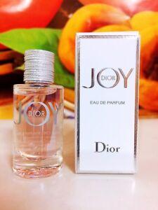 Dior Joy By Dior Eau De Parfum Mini Splash Bottle 5ml 17oz New In