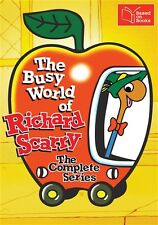 THE BUSY WORLD OF RICHARD SCARRY COMPLETE SERIES New 6 DVD Set All 65 Episodes