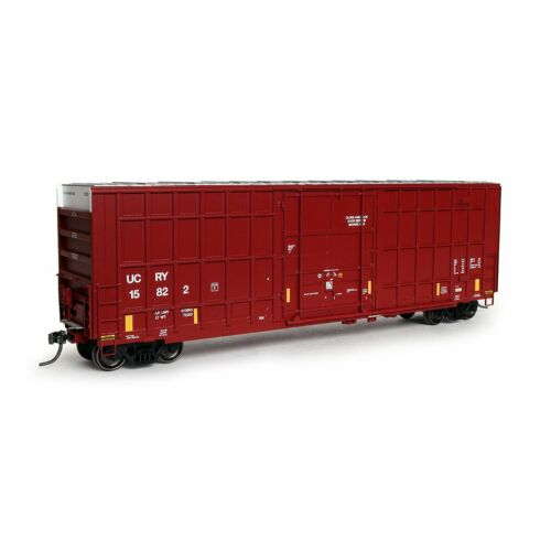 Trinity 6275 Boxcar /'2017 As-Delivered/' Utah Central Railway ExactRail HO