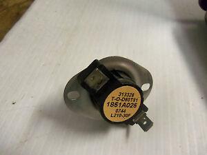 Goodman-T-O-D60T81-Furnace-Thermal-Limit-Switch-1851A025-L210-30F-313328-New