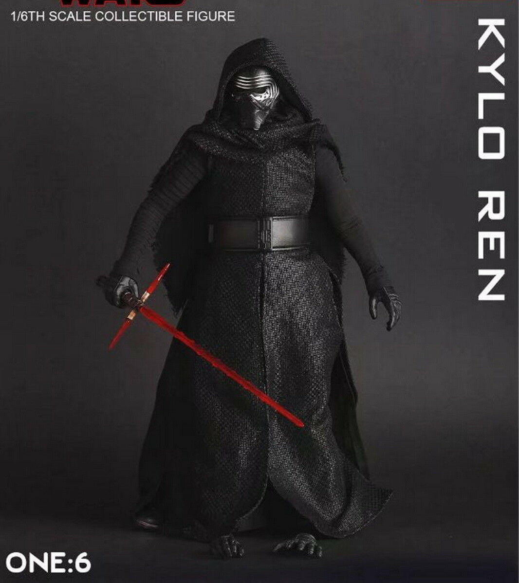 Crazy Toys 1 6TH SCALE Star Wars Kylo Ren Model Action Figure Toy Doll Statue  | Qualität