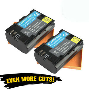 2X-NEW-Decoded-Battery-for-Canon-LP-E6-EOS-5D-Mark-II-III-EOS-7D-6D-60D-70D-80D