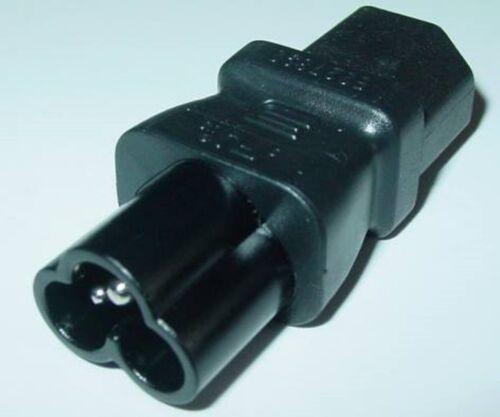 Mickey Mouse Plug Kaltgeräteadapter Socket Power Adapter 250v//10a D30d