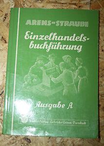 Buch: Einzelhandelsbuchführung - Arnstein, Deutschland - Buch: Einzelhandelsbuchführung - Arnstein, Deutschland