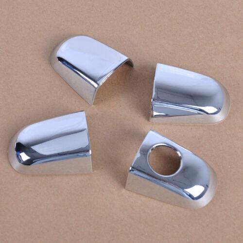 Chrom äußere Schüssel Tasse decken trimmen for Lexus// Toyota Camry Tacoma Avalon