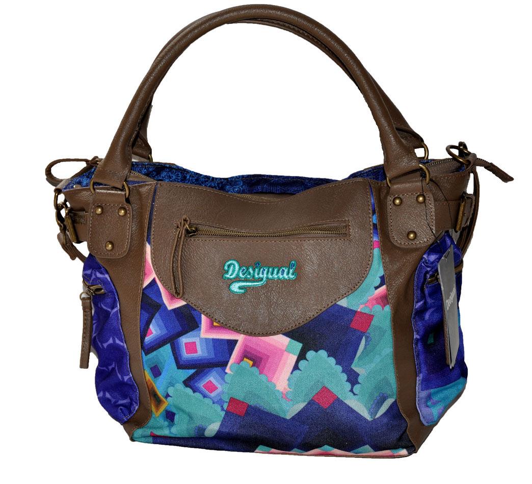 DESIGUAL traumhafte  Handtasche Schultertasche Tasche BOLS_MCBEE ON NEU   Hervorragende Eigenschaften