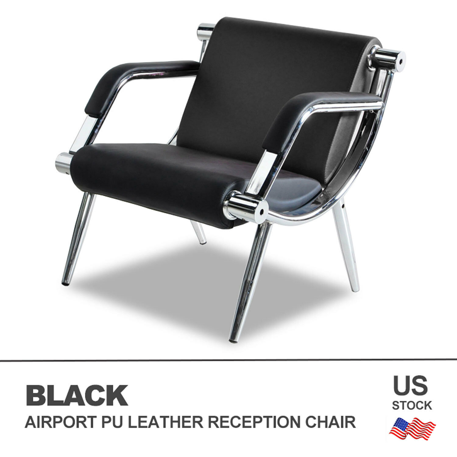 Waiting Room Office Chair Reception Pu