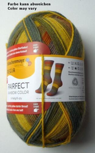 fädig Pairfect Streifen Fb.2769 GP 150 g Regia Sockenwolle 6 6,73€//100 g