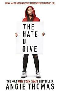 The-Hate-U-Give-by-Thomas-Angie-NEW-Book-FREE-amp-FAST-Delivery-Paperback