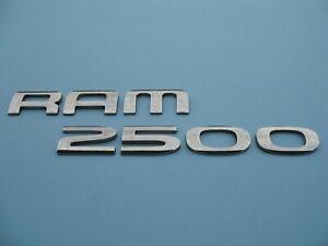 02 03 04 05 06 07 08 DODGE RAM 1500 SIDE DOOR EMBLEM LOGO BADGE SIGN OEM USED