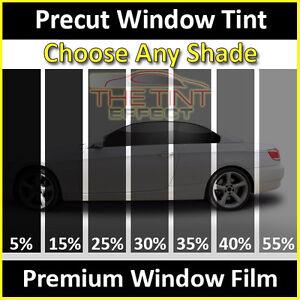 Sunstrip Any Shade Precut Window Tint for Ford Focus Sedan 00-07