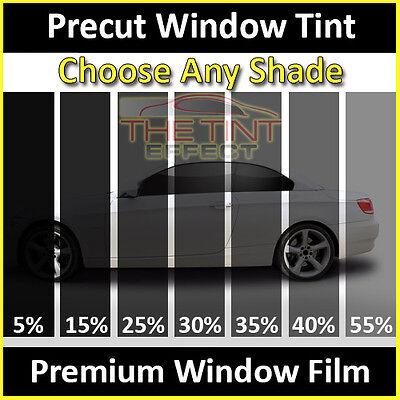 Visor Only Fits 2012-2017 Ford Focus Precut Window Tint Automotive Film