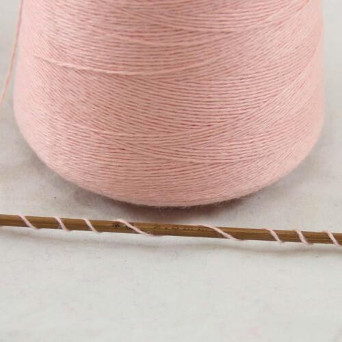 Sale 1x100g Cone Soft Pure Cashmere Hand-Knit Crochet Yarn Wool Wrap Shawl 32