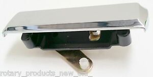 FORD FALCON XC XD OUTER REAR LEFT RL DOOR HANDLE CHROME
