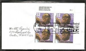 US-SC-2982-Louis-Armstrong-FDC-No-Cachet