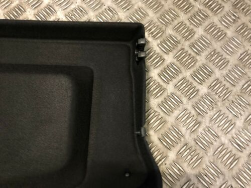 10-17 CITROEN DS3 parcel shelf load cover