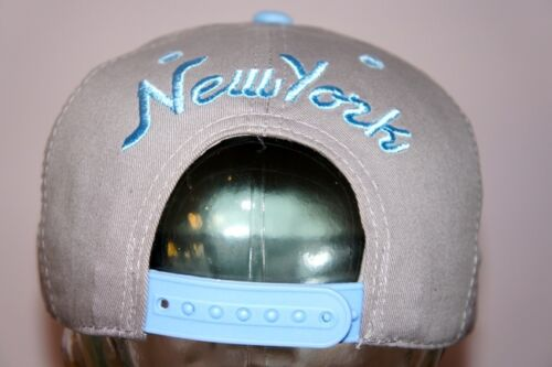 NY flat peak baseball fitted hats hip hop bling New York Leopard Snapback caps