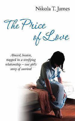 "1 of 1 - ""VERY GOOD"" T. James, Nikola, The Price of Love, Book"