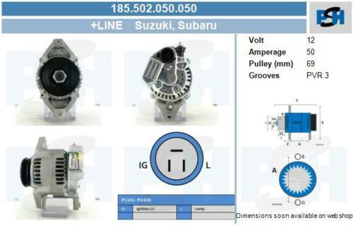 Lichtmaschine 185.502.050.050