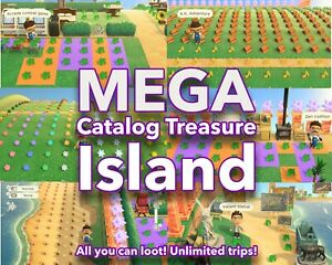 Loot-Catalog-Treasure-Island-Get-it-all-ACNH-Animal-Crossing-New-Horizon