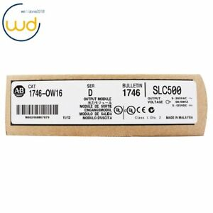 New 1746-OW16 PLC Output Module in box