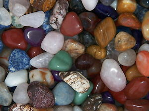 3000-Carat-Lots-of-Size-7-Tumbled-Polished-Gemstones-A-FREE-Faceted-Gemstone