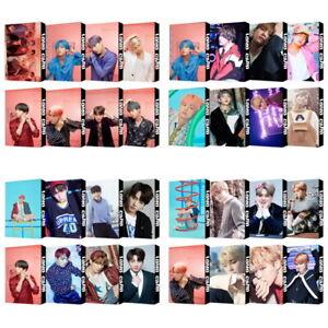 KPOP-Bangtan-Boys-Album-Photocard-Poster-Lomo-Card-Photo-Card-Bookmark