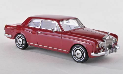 NEO modellllerLER Rolls Royce Corniche FHC RHD 1971 (dar 1 43 44185