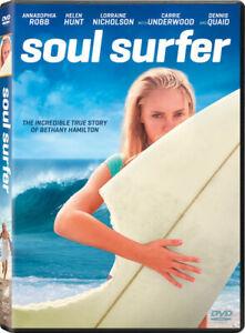 Soul Surfer DVD, Dennis Quaid, AnnaSophia Robb, Sean McNamara
