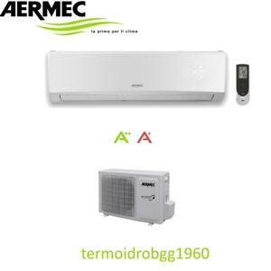 CLIMATIZZATORE-CONDIZIONATORE-AERMEC-INVERTER-R32-9000-BTU-SLG250-SLG-250W