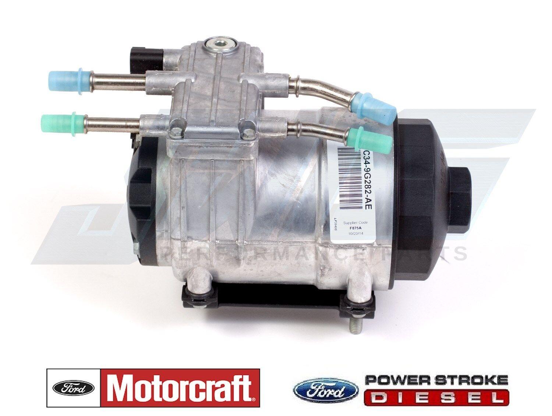 details about 03-07 6 0 powerstroke diesel oem genuine ford motorcraft hfcm  fuel pump assembly