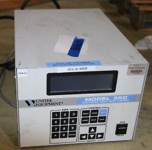 1-Used-Unitek-Equipment-Model-350-Electronic-Weld-Head-Control