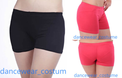 Belly Dance Safety Shorts Pants Underwear Yoga Tight Leggings Underpants 9Colors